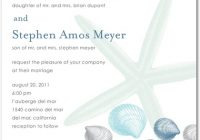 beach wedding invitations wording ideas Beach Wedding Invite Wording