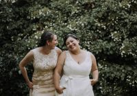 beautiful albees garden lgbt wedding in 1 olympia wa Wedding Dresses Olympia Wa