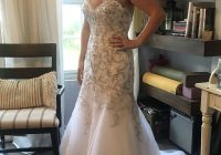 beautiful alfred angelo wedding dress with tags for sale in Wedding Dresses Cary Nc