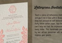 best letterpress wedding invitations wedding invitation Best Letterpress Wedding Invitations