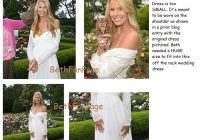beth fan page bfp suddenly this summer Beth Ostrosky Wedding Dress