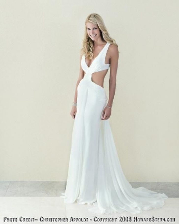 Permalink to Stylish Beth Ostrosky Wedding Dress Gallery