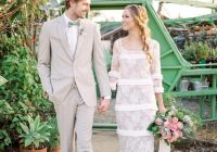 bhldn nude slip and ivory lace esprit de corps gown vintage wedding dress size 0 xs 83 off retail Bhldn Used Wedding Dresses