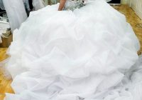 biggest gypsy wedding dress luxury brides Biggest Gypsy Wedding Dress