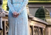 blair waldorfs second wedding dress when she got married Blair Waldorf Wedding Dress