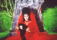 blogger of the bride wedding gown diy lydia deetz Lydia Deetz Red Wedding Dress