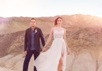 bohemian desert elopement inspiration Wedding Dresses For Eloping