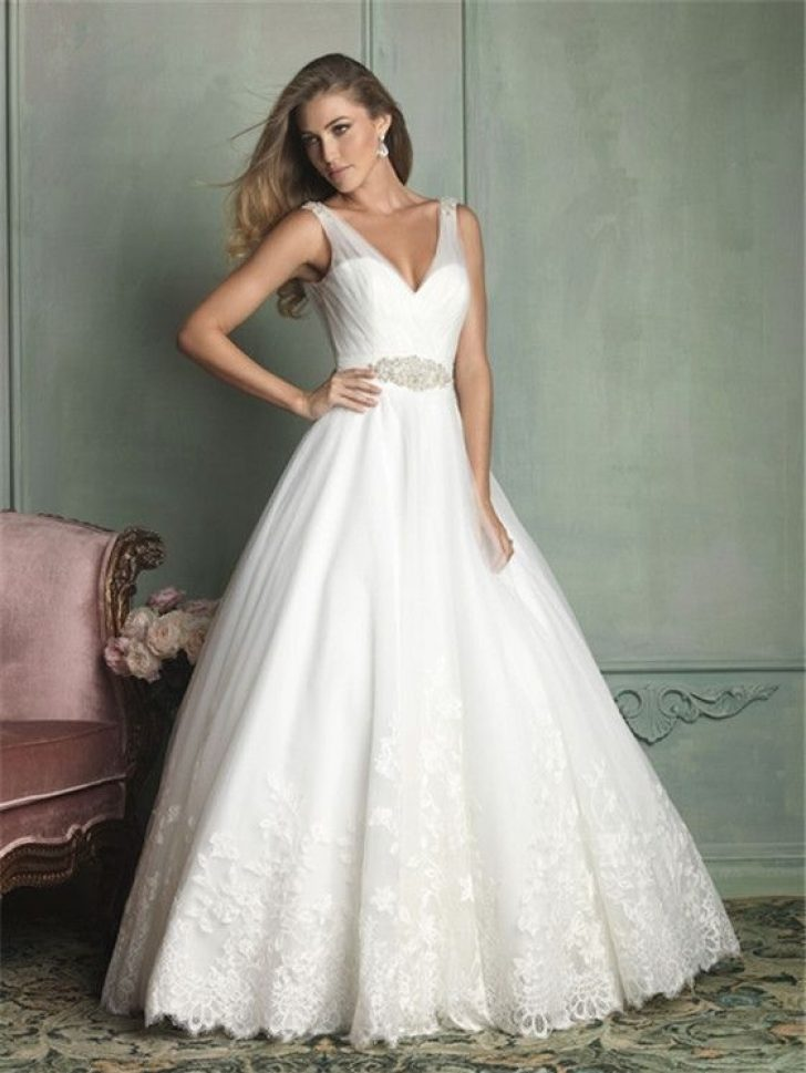 Permalink to Wedding Dresses For Big Busts Ideas