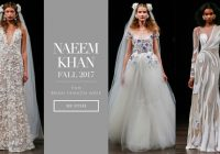 bridal week offbeat bridal gowns from naeem khan bridal Naeem Khan Wedding Dresses