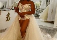 brides tacky beach wedding bodysuit sparks furious debate Tacky Wedding Dresses