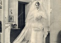 brigitte bardot 1952 wedding dress fashion photography Brigitte Bardot Wedding Dress