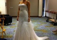 brooke davis wedding dress luxury brides Brooke Davis Wedding Dress