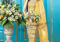 burmese wedding dress luxury brides Burmese Wedding Dress