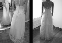 bustles the gilded thimble French Bustle Wedding Dress