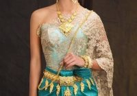 cambodian wedding dress Cambodian Wedding Dress