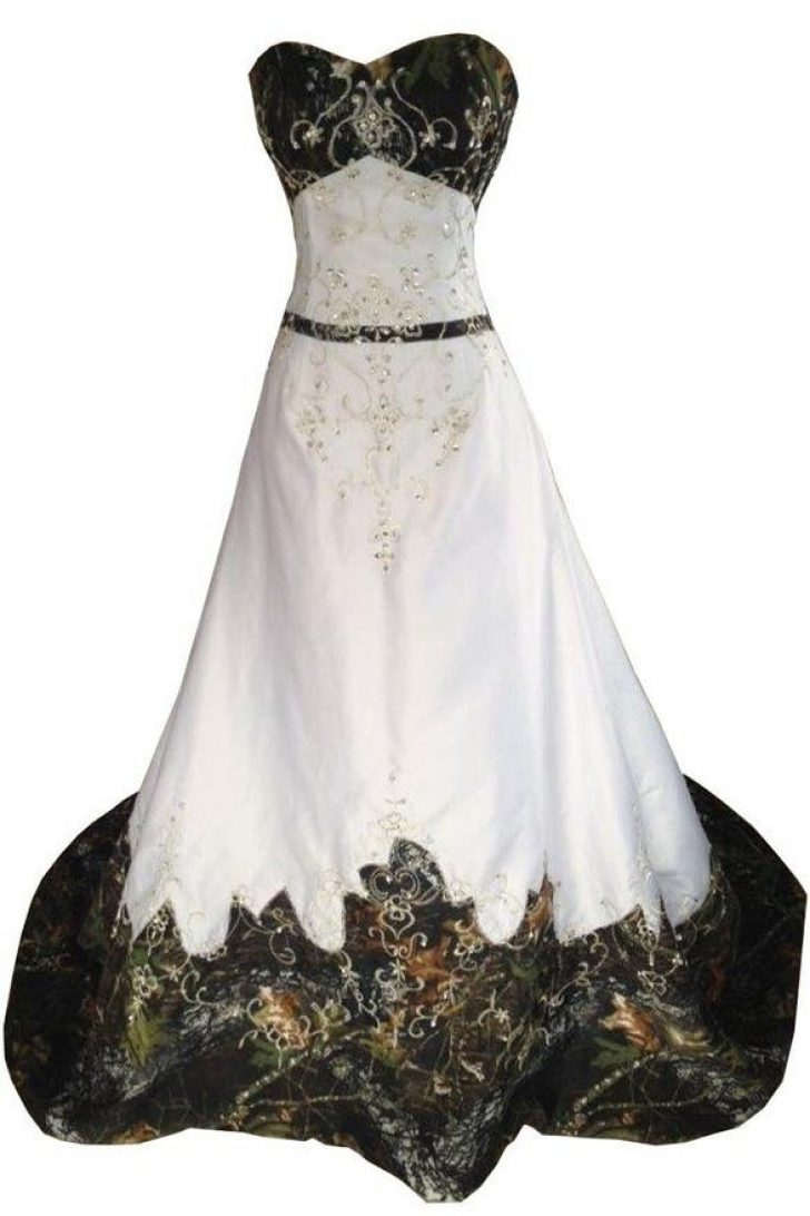 Permalink to 10 Camouflage Wedding Dresses Pretty Gallery