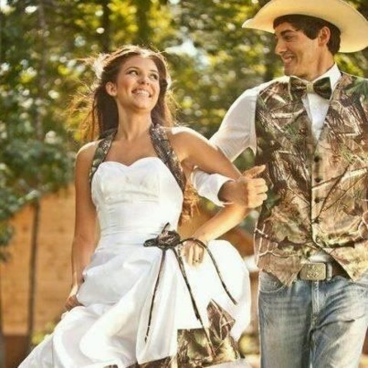 Permalink to Beautiful Camo Wedding Dresses And Tux Gallery