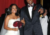 carmelo anthony and lala vazquezs wedding essence Lala Anthony Wedding Dress