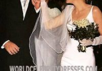 carolyn bessette kennedy simply gorgeous celebrity wedding Carolyn Kennedy Wedding Dress