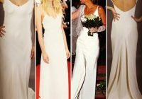 carolyn bessette wedding dress brides do good Carolyn Bessette Wedding Dress