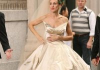 carrie bradshaw wedding dress carrie bradshaw wedding Carrie Bradshaw Wedding Dresses