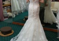 casablanca ivory lace style 1995 formal wedding dress size 4 s 33 off retail Casablanca 1995 Wedding Dress