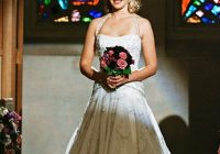 celebrity wedding dresses tv movies us weekly Ellen Pompeo Wedding Dress