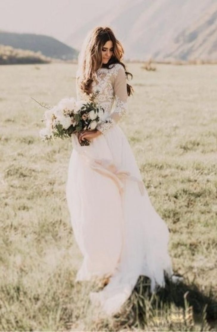 Permalink to Elegant Affordable Bohemian Wedding Dresses