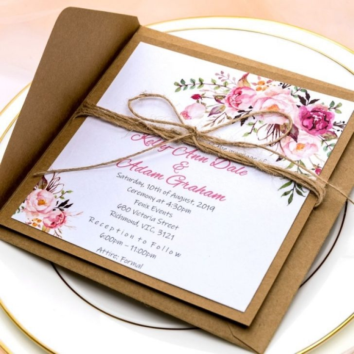 Permalink to Wedding Invites Handmade Gallery