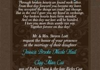 chocolate brown tiffany blue formal wedding invitations with matching reply andor direction cards Brown And Blue Wedding Invitations