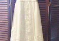 christening gown baptism gown made from your wedding dress bespoke Christening Gown From Wedding Dress