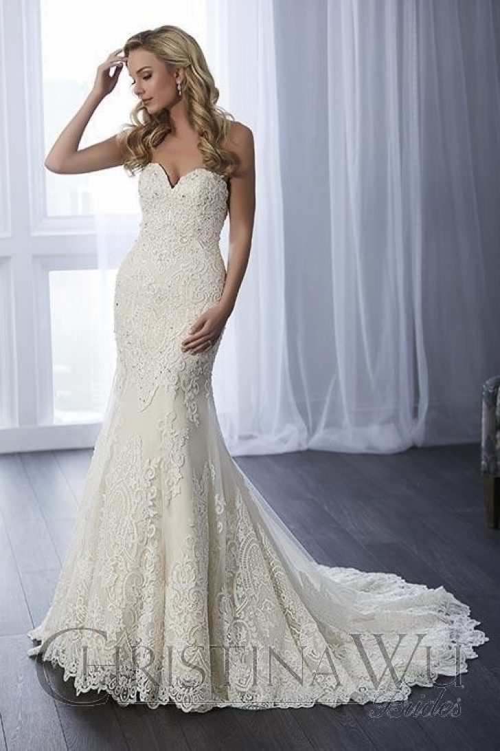 Permalink to 10 Christina Wu Wedding Dresses Gallery
