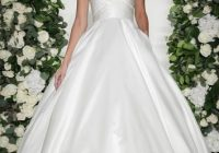 classic ball gown wedding dress Anne Barge Wedding Dress