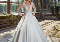 classic satin beauty from armonia wedding bride Wedding Dresses Chicago Suburbs