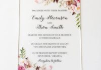 clear floral acrylic wedding invitation plastic wedding invites burgundy navy blush floral transparent wedding invitations acl002 How Big Are Wedding Invitations