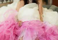 colored crinolinepetticoat awesome or tacky Colored Petticoats For Wedding Dresses