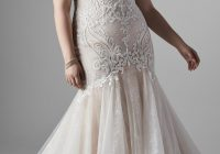 Cool 2021 plus size wedding dress styles for the curvy bride Trendy Designer Plus Size Wedding Dresses Designs