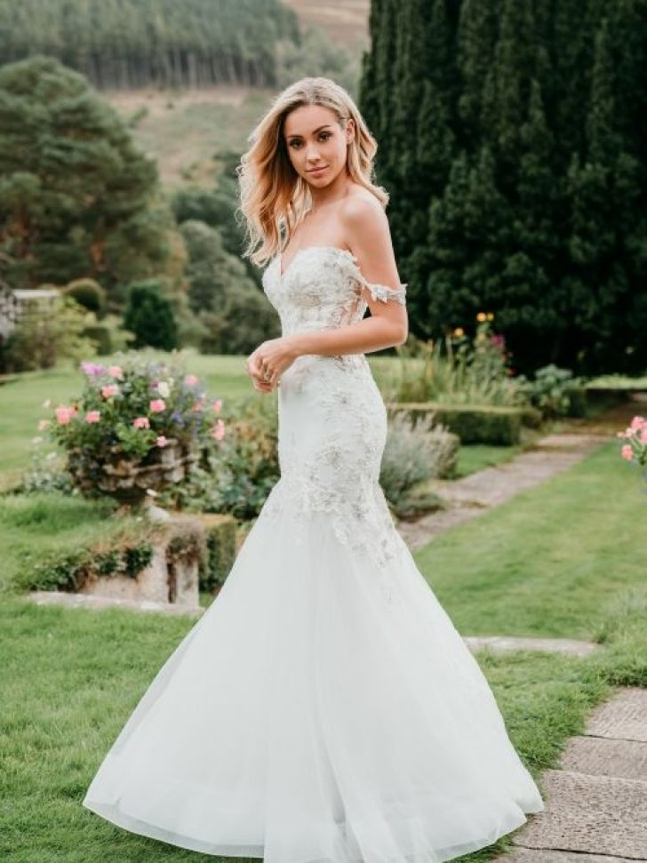 Permalink to Beautiful Allure Couture Wedding Dresses