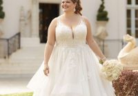 Cozy 11 best wedding dress styles for plus sizes Perfect Plus Size Wedding Dresses Sleeves
