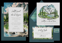 Cozy email online wedding invitations that wow greenvelope Wedding Invitations On Line Ideas