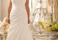 curvy wedding dress of the week mori lee julietta spring Julietta Wedding Dresses