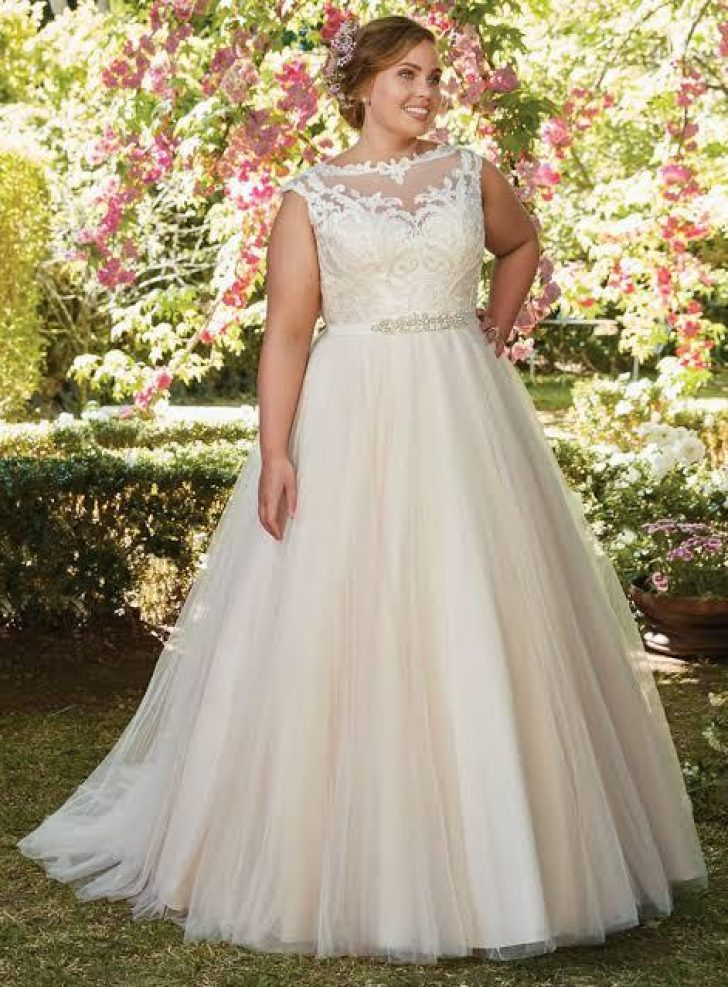 Permalink to Best Wedding Dresses For Short Curvy Women