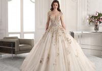 demetrios bridal 2019 wedding dresses roses rings Demetrios Wedding Dress