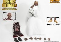 dennis rodman wedding dress limited edition 16 scale Dennis Rodman Wedding Dress