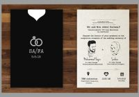 design creative wedding invitation card for 5 fadesigns Graphic Design Wedding Invitations