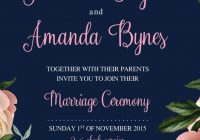 design your own wedding invitations free wedding Design Your Own Wedding Invitations