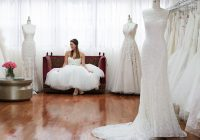 designer gowns without the wait or drama the new york times Off The Rack Wedding Dresses Chicago