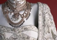 details of nicole kidmans hindi wedding dress from the film Moulin Rouge Wedding Dress