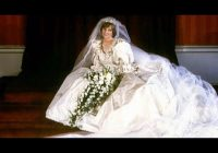 dianas wedding dress designer reflects on her legacy Dianas Wedding Dress