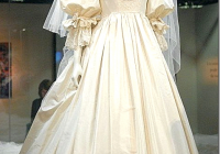 dianas wedding dress is so similar in feel to victorias Dianas Wedding Dress